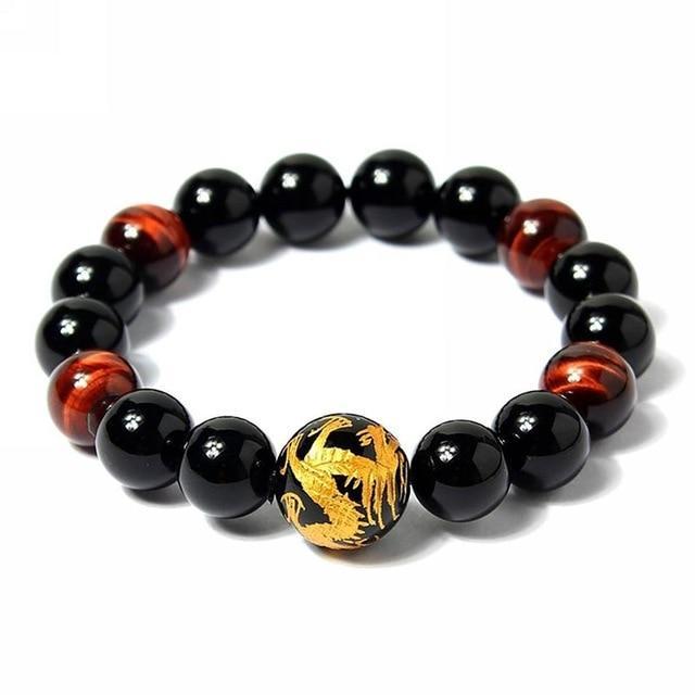 Elastic Dragon Bracelet Beads