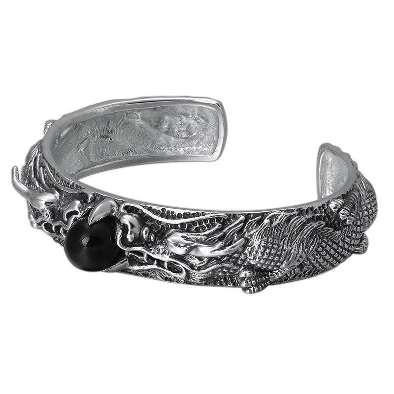 Dragon Bracelet Agathe Stone