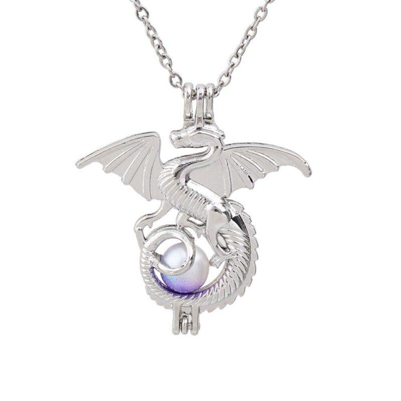 Dragon Ball Crystal Necklace