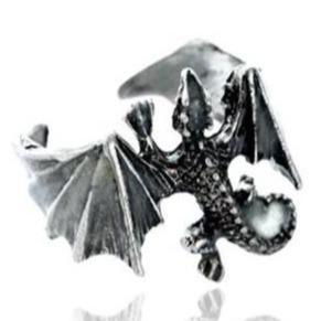 Dragon Glow In The Dark Ring
