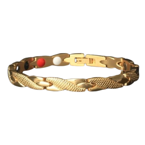 Dragon Blood Bracelet Gold