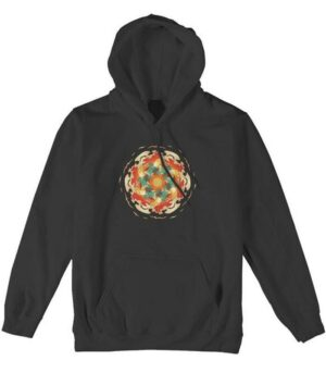 Dragon Hoodie Inferno Cotton Ecological