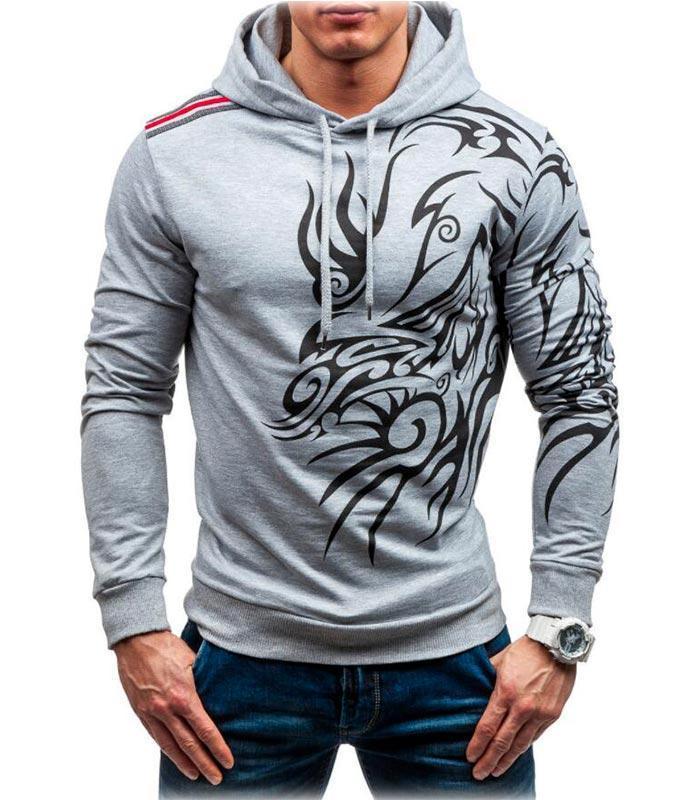Sweat shirt dragon