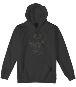 Dragon Hoodie Spyro Cotton Sweatshirt
