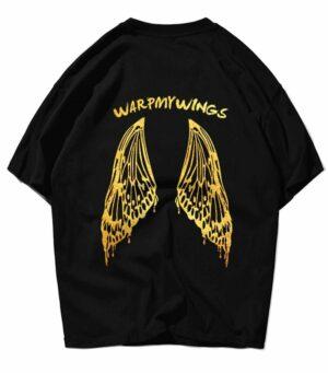 Dragon Tshirt Butterfly Wing Premium Tee