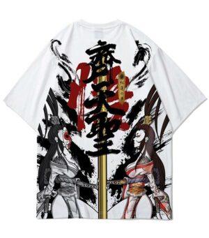 Dragon Tshirt Alter Ego Polyester Streetwear