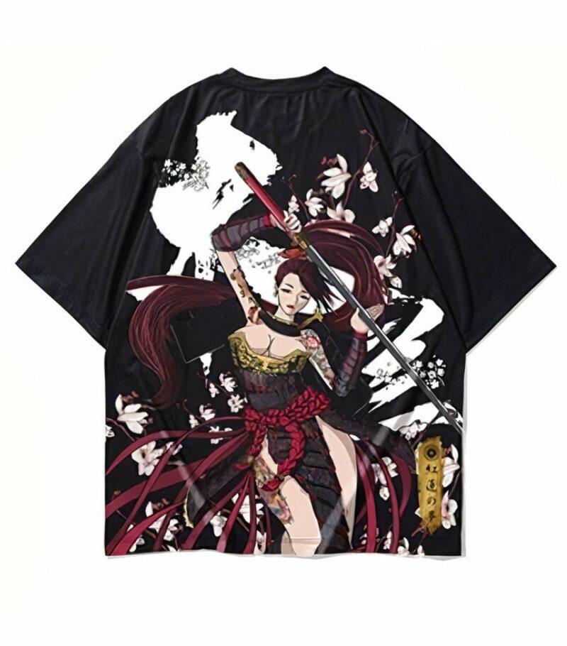 Dragon Tshirt Ancestral Dance Cotton