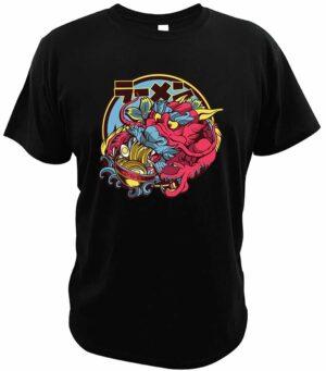 Dragon Tshirt Hungry Monster