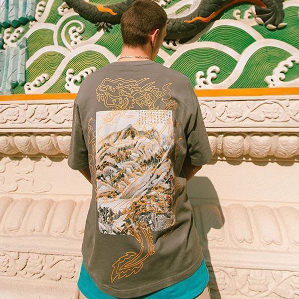 T-Shirt Dragon Élévation