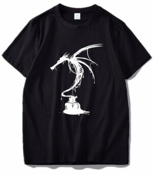 Dragon Tshirt Chinese Ink Style