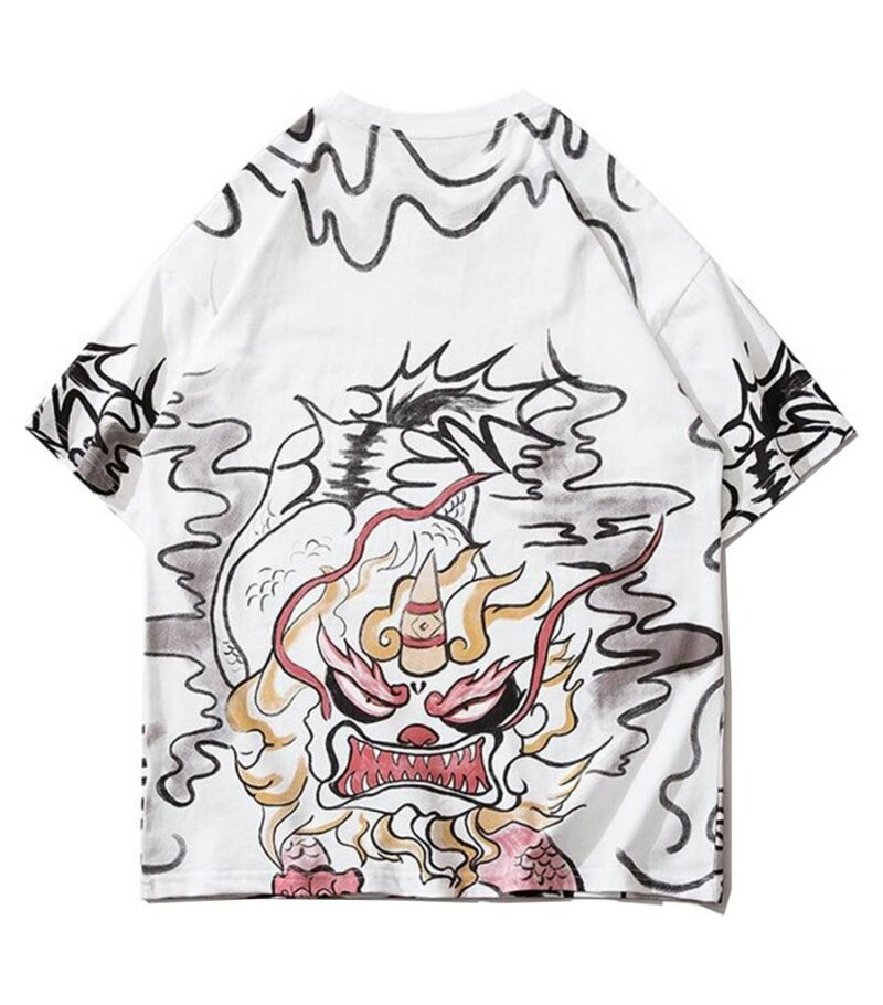 Dragon Tshirt Mythical Design