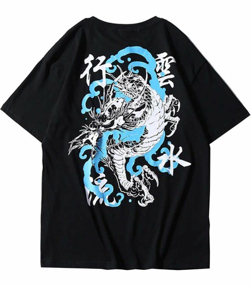Dragon Tshirt Original Cotton Design