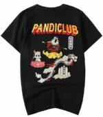Dragon Tshirt Pandiclub Organic Cotton