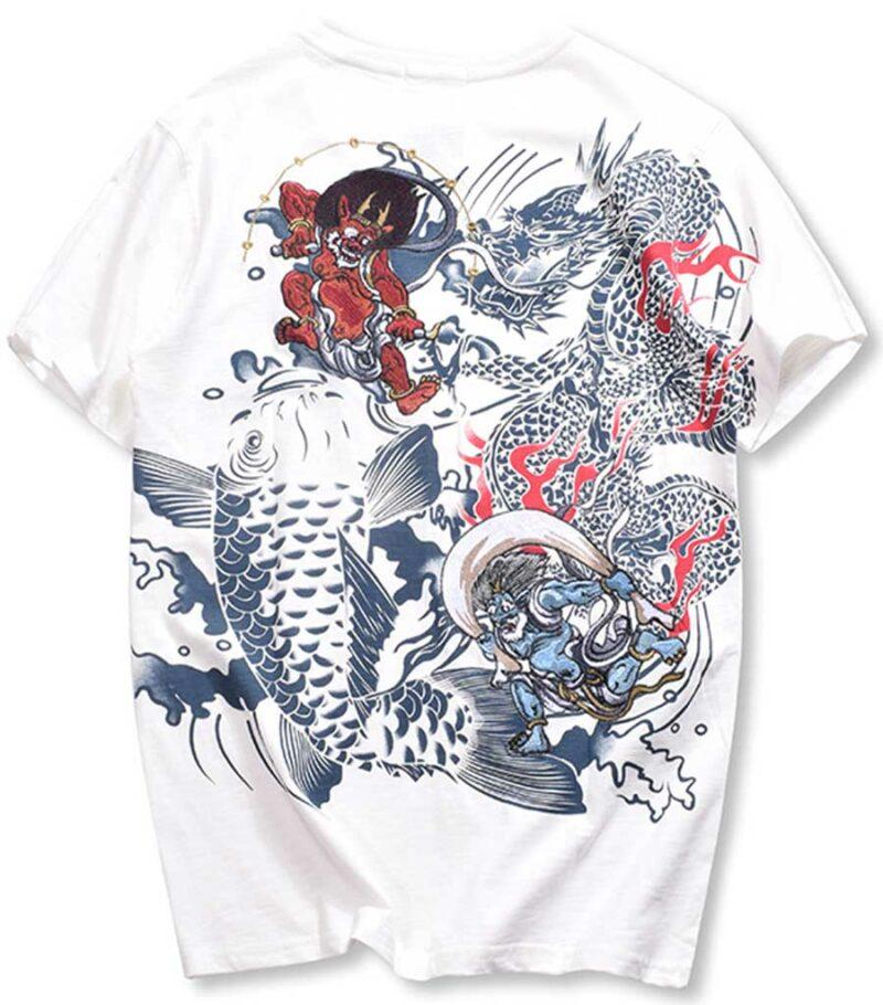 T-Shirt Dragon Prajna