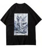 Dragon Tshirt Saint Michael Streetwear