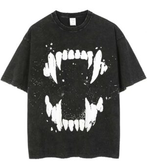 Dragon Tshirt Monster Mouth Ecological
