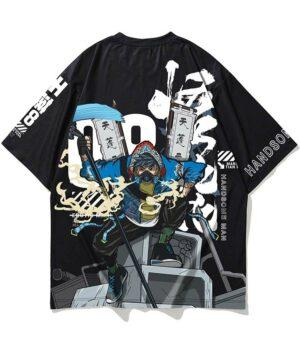 Dragon Tshirt Slayer Streetwear Style Art