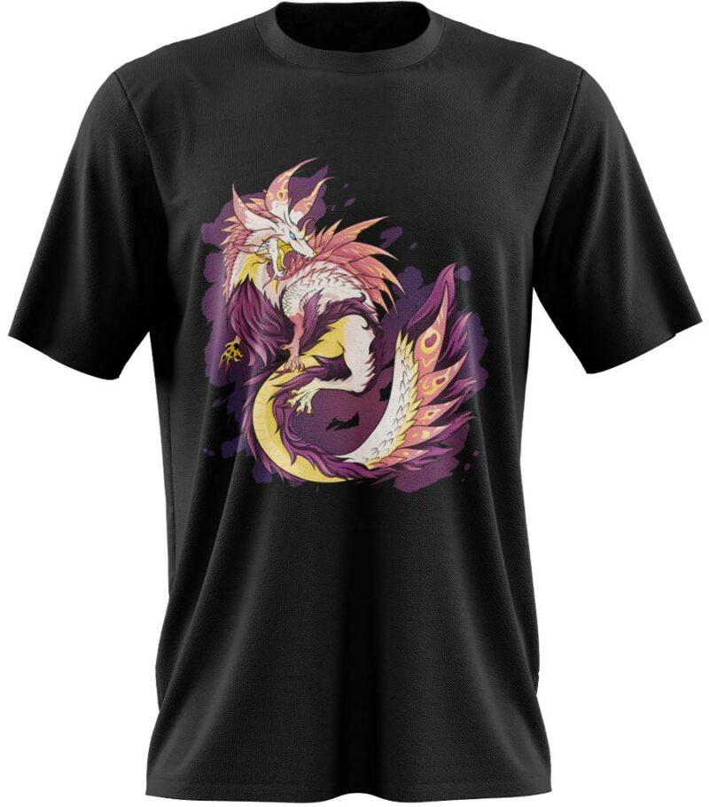 Dragon Tshirt Geek