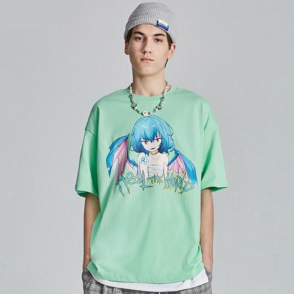 Dragon Tshirt Heal the World