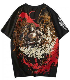 Dragon Tshirt Ken the Survivor Cotton