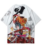 Dragon Tshirt Fire Wolf Outfit