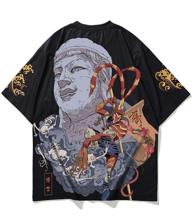 Dragon Tshirt Lu Bu Unique Design