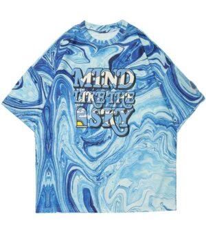Dragon Tshirt Mind Like The Sky