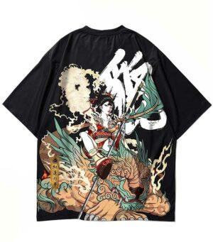 Dragon Tshirt Mythology of Japan
