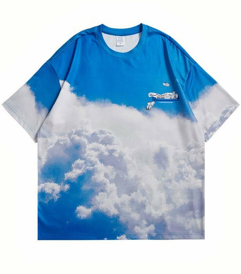 Dragon Tshirt Nature Design