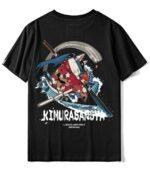 Dragon Tshirt Neko Style Streetwear