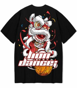Dragon Tshirt New Year Organic Cotton