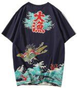 Dragon Tshirt Ocean Art