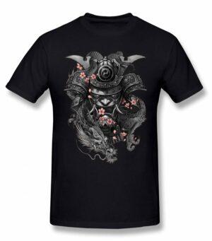 Dragon Tshirt Original Samurai of Japan
