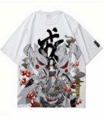 Dragon Tshirt Titan Streetwear Art