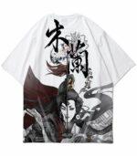 Dragon Tshirt Three Kingdoms Outfit