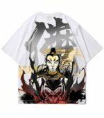 Dragon Tshirt Wukong Biological Cotton