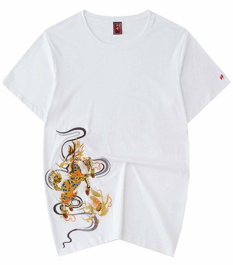 Dragon Tshirt Nobless Organic Cotton