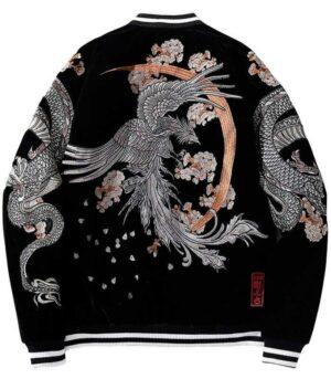 Dragon Jacket Lunar Cotton